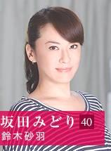 坂田 みどり(さかた みどり)演:鈴木砂羽