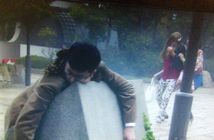 ドラマエンジェルハート10年前、槇村秀幸(香の兄)と、たーちゃんの亡くなった場所。山の手緑道