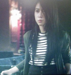 凄腕の暗殺者だったが、仲間になった香瑩(シャンイン)画像。三吉彩花が演じる1