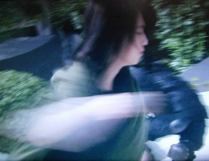 凄腕の暗殺者だったが、仲間になった香瑩(シャンイン)。三吉彩花が演じる3