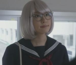 ドラマ「掟上今日子の備忘録」第6話今日子さんの制服・セーラー服姿画像2