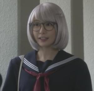 ドラマ「掟上今日子の備忘録」第6話今日子さんの制服・セーラー服姿画像3