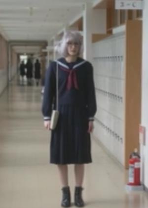 ドラマ「掟上今日子の備忘録」第6話今日子さんの制服・セーラー服姿画像1