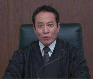 ドラマ下町ロケット第2話で初めて登場する田端耕二裁判官・裁判長(役者は上杉祥三)
