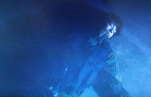 エンジェルハート9話、一方、シンホンは撃たれて倒れる。