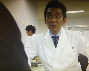 ドラマ無痛~診える眼~最終回前9話宮根さん(宮根誠司)の出演シーン画像3