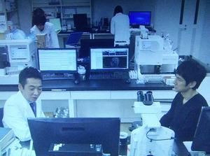 ドラマ無痛~診える眼~最終回前9話宮根さん(宮根誠司)の出演シーン画像1