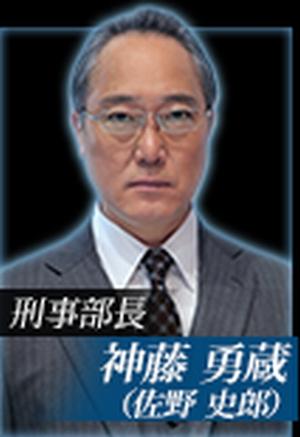 ドラマヒガンバナの佐野史郎(さのしろう)演じる神藤勇蔵(しんどうゆうぞう)
