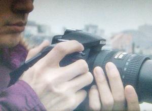 ヒガンバナのDAIGO(だいご)演じる菊池謙人(きくちけんと)のカメラ