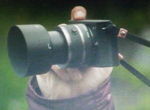 ヒガンバナの菊池謙人(DAIGO)のもう1つの小さいカメラ