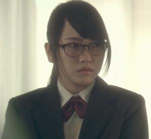 ヒガンバナ来宮渚(堀北真希)のコスプレ衣装-高校ブレザー制服画像3