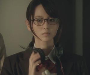 ヒガンバナ来宮渚(堀北真希)のコスプレ衣装-高校ブレザー制服画像6