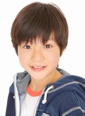 ヒガンバナ菊池謙人(DAIGO)の幼少期・ウロボロス子役の小林喜日