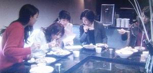 ドラマヒガンバナポテト蕎麦(ポテトそば)屋ロケ地、登場シーン5