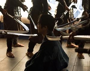 真田丸第10話「妙手」以前名前も偽わり、裏切った信繁が、上杉景勝に力を貸すよう頼みに行く。切り捨てられるところでした。