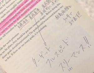 世界一難しい恋(せかむず)経営書に書いてあったターゲットフルスピードスリーマンス3