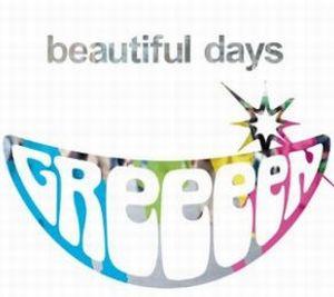 ドラマ家売るオンナ主題歌GReeeeN「beautiful days」のジャケット