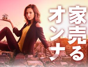 日テレ(日本テレビ)系のドラマ家売るオンナ不動産屋のスーパー営業ウーマンの話